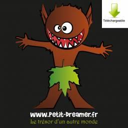 Avatare Facebook, Hector le troll de la chasse au trésor d'un autre monde