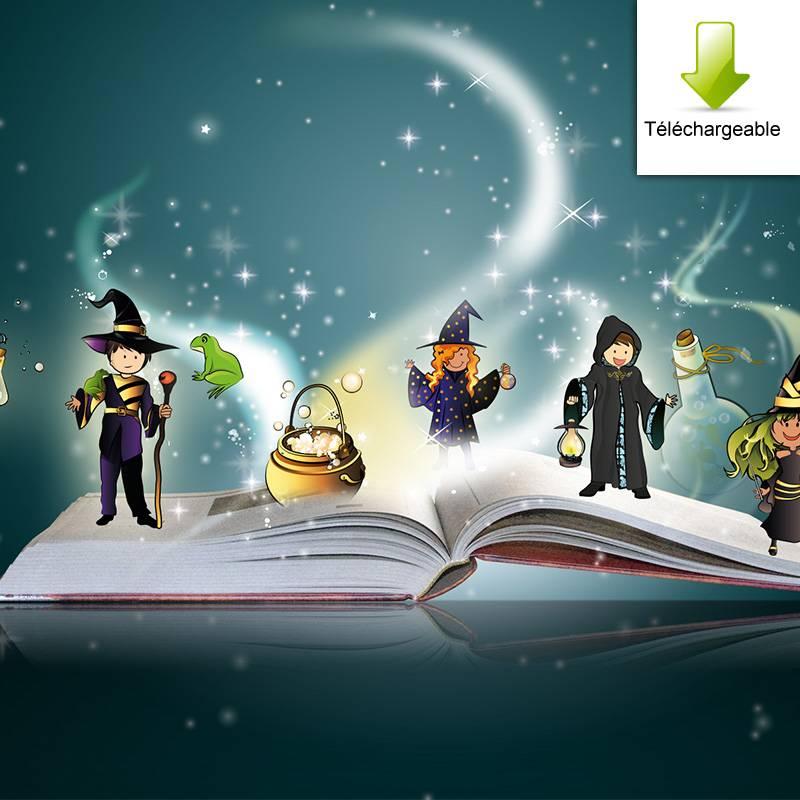 Fond d'écran de l'école de magie
