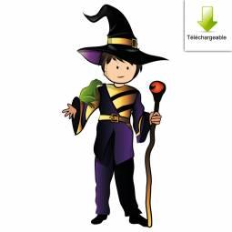 Les invitations gratuites pour le trésor de l'école de Magie